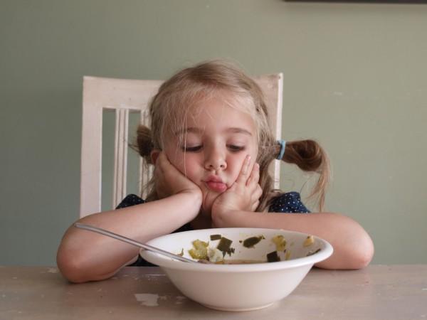 у дитини немає апетиту