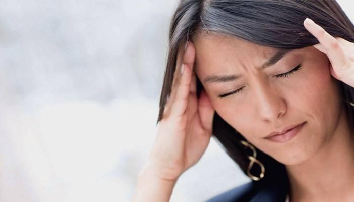 У жінки сильне запаморочення