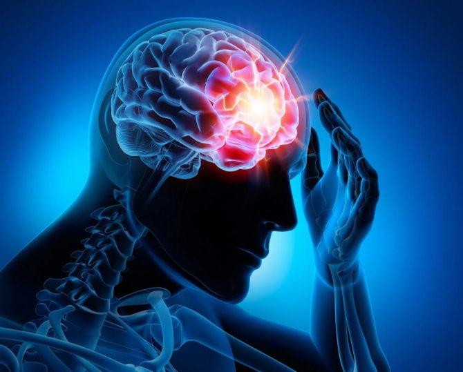 Поліпшення мозкового кровообігу