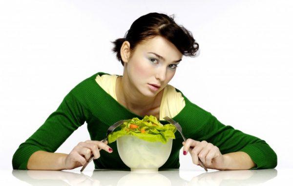 Вживати можна тільки здорову їжу