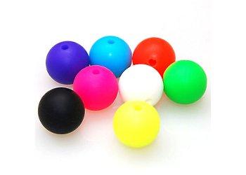 вправою з жувальними кульками