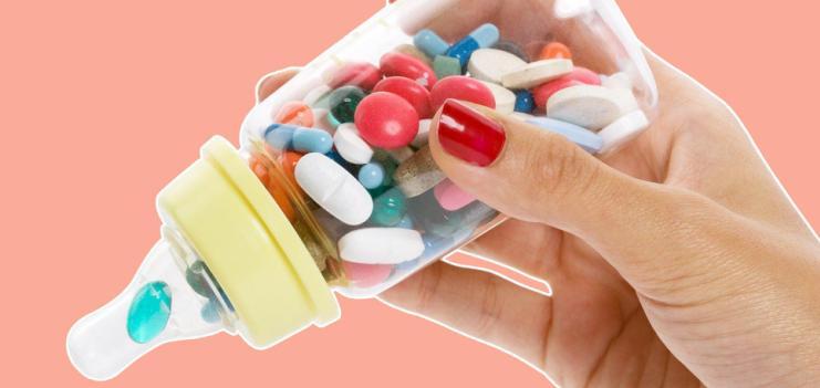 Заспокійливе для дітей: чаї та таблетки, краплі і сиропи для новонароджених, немовлят і школярів