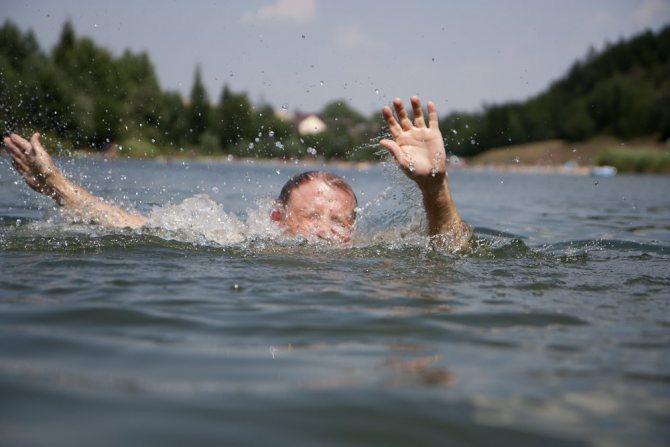 Утоплення - асфіксія рідиною