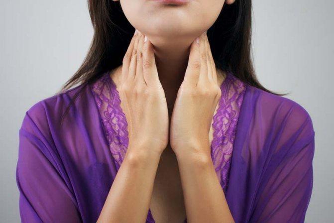 вузли на щитовидній залозі чим небезпечні