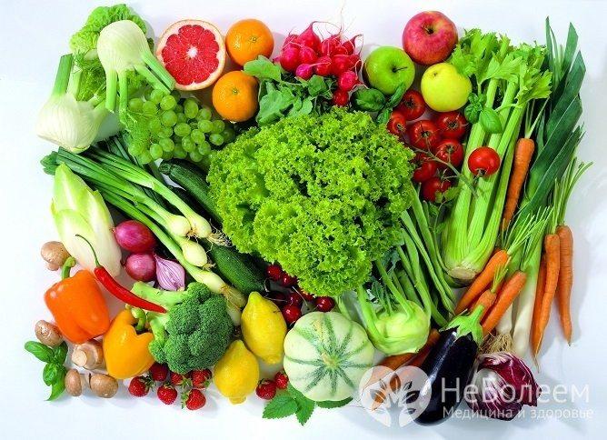 У щоденному раціоні обов'язково повинні бути присутніми овочі в свіжому і приготованому вигляді