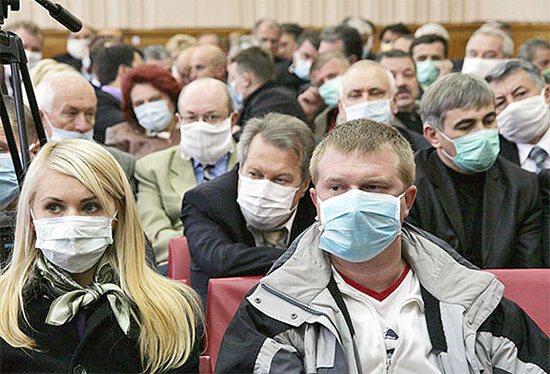 У період спалахів респіраторних захворювань, пов'язаних із загальним падінням імунітету, легко підхопити як вірусні, так і бактеріальні інфекції