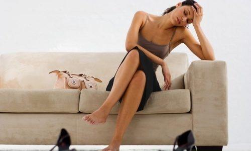 Течение години после качана нападу у людини спостерігається погіршення загально стану.  З'являються Скарги на слабкість и Відсутність апетиту