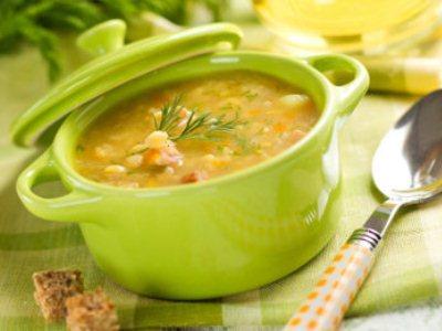 вегетаріанський суп