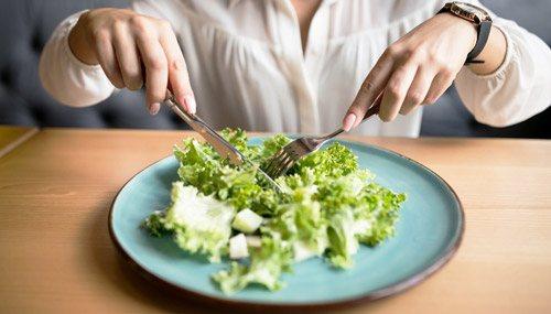 вегетаріанське харчування