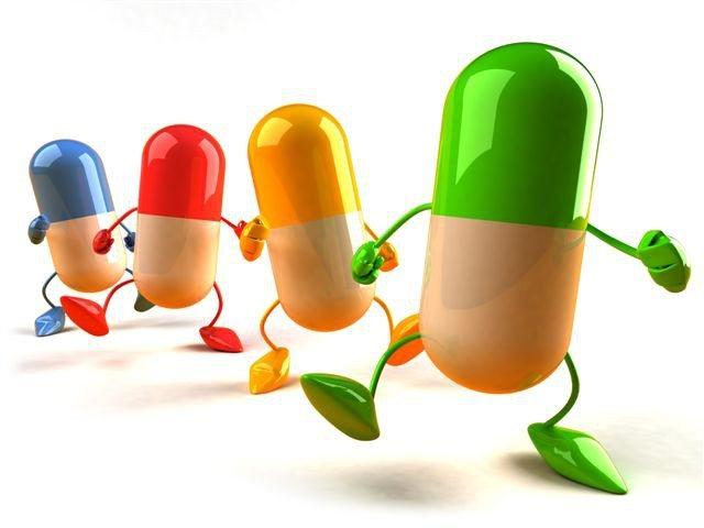 веселі препарати