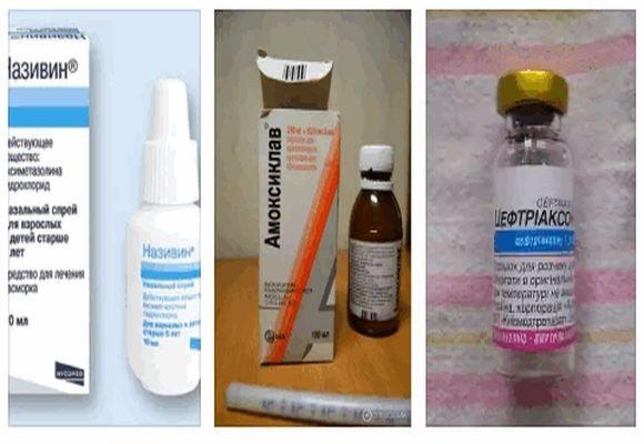 види антибіотиків