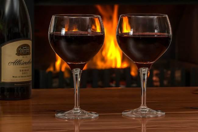 Винотерапия для підняття імунітету