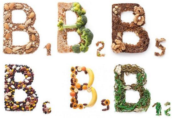 вітаміни групи б
