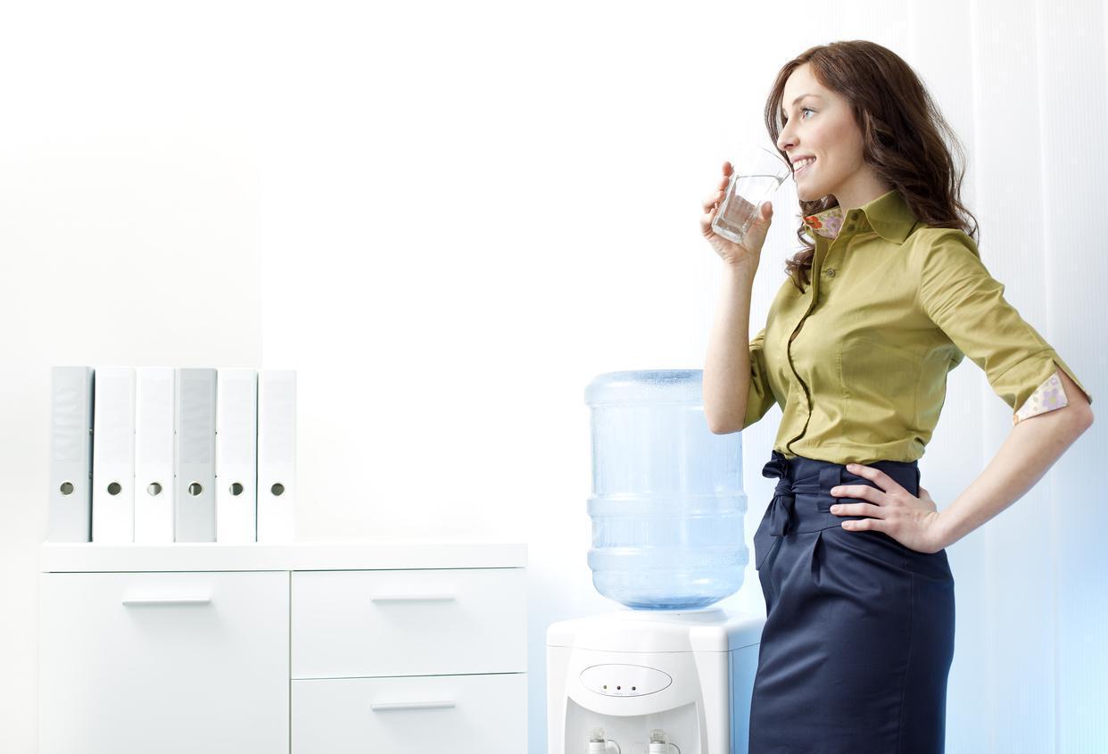 Особенности роботы сервиса доставки воды
