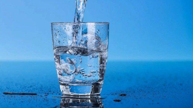 вода під час дієти після лігування