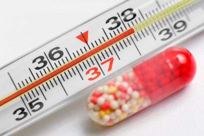 Запаленою супроводжується підвіщенням температури тела