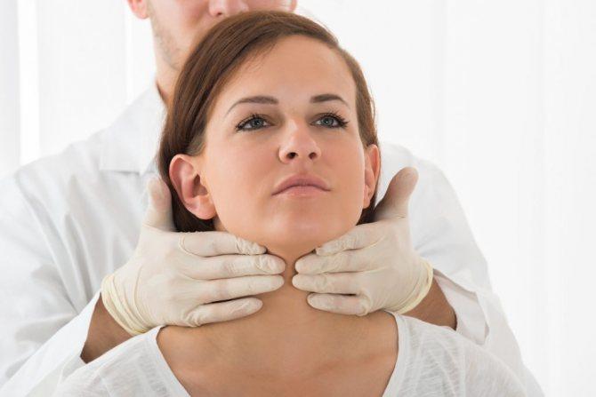 Запалені лімфовузли - причини, симптоми, методи лікування, діагностики і прогноз