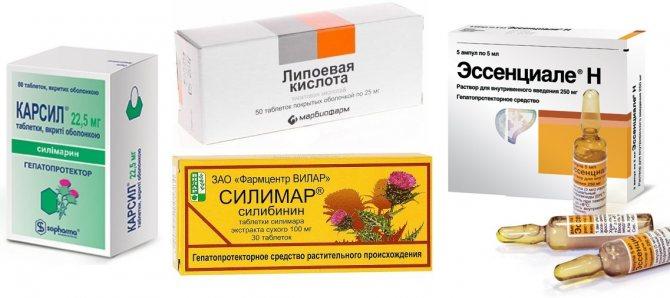 Відновлення печінки при гепатиті С
