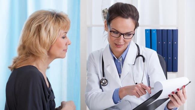 лікар и пацієнт