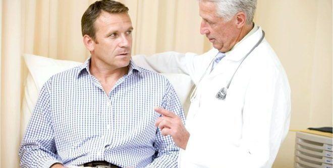 лікар і пацієнт