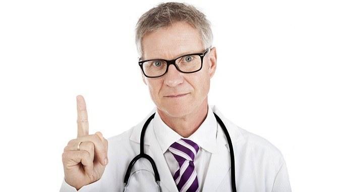 лікар попереджає