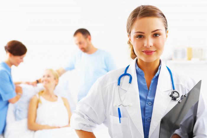 Лікар терапевт поліклініки