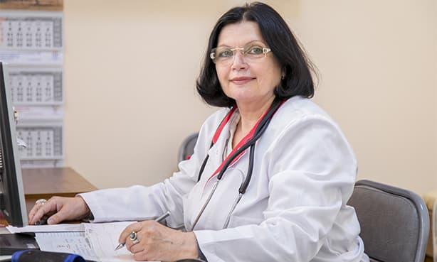 Лікар терапевт