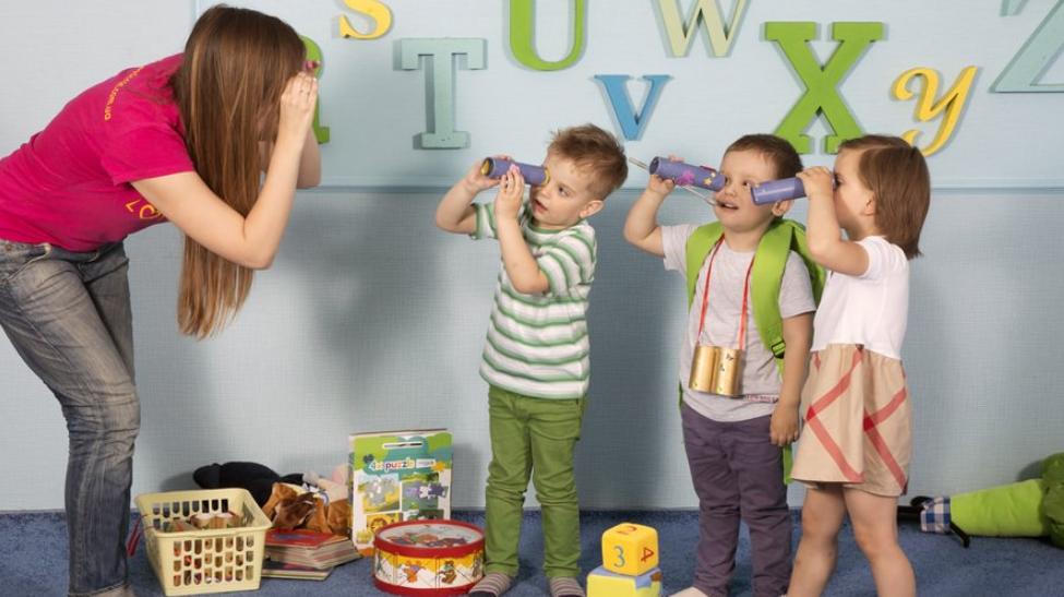 Ефективне вивчення англійської мови дітьми у центрі Хелен Дорон на Осокорках (м. Київ)