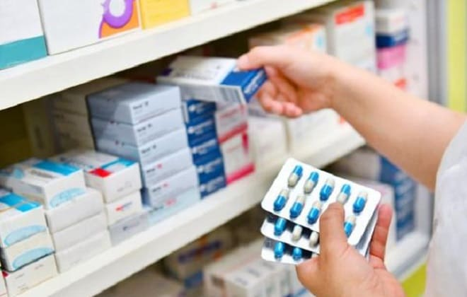 вібірає ліки