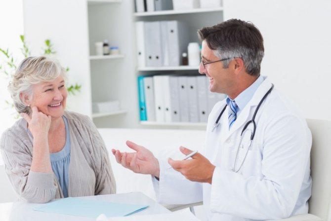 Вибір методу лікування лікар зможе зробити тільки після комплексного обстеження
