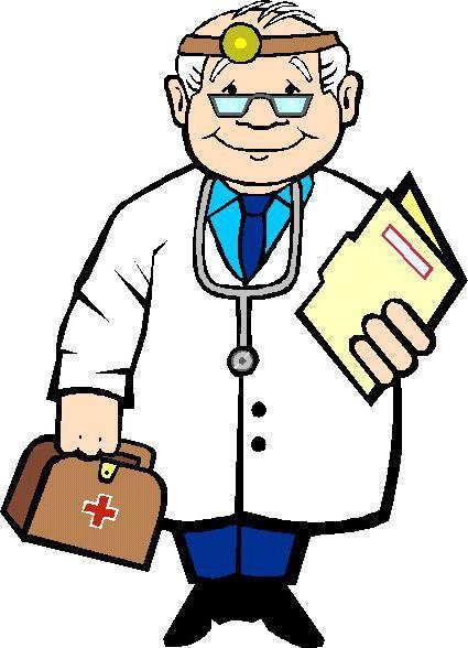 вибір професії лікаря