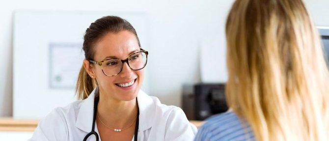 Віділення у жінок: який лікар лікує