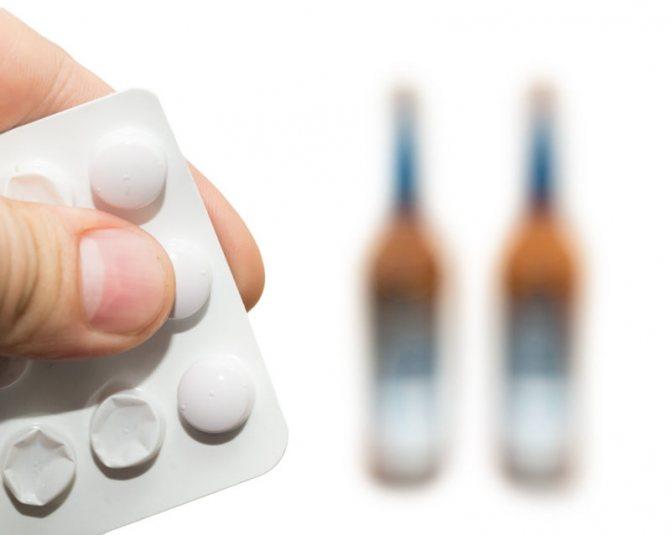 Янтарна кислота ефективніше діє, якщо її приймати перед прийомом алкоголю