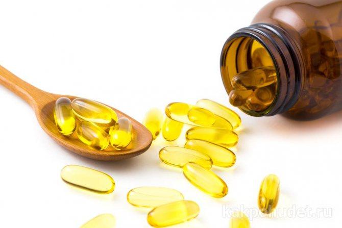 Янтарна кислота в таблетках - елемент комплексного впливу на організм з метою схуднення