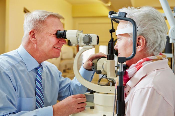 захворювання органів зору та слуху