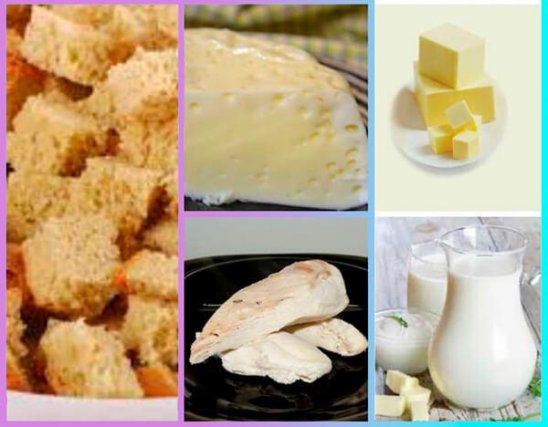 Здорова їжа при виразці