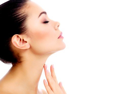 Здорове стан щитовидки для дорослої жінки - не більше 18 см3