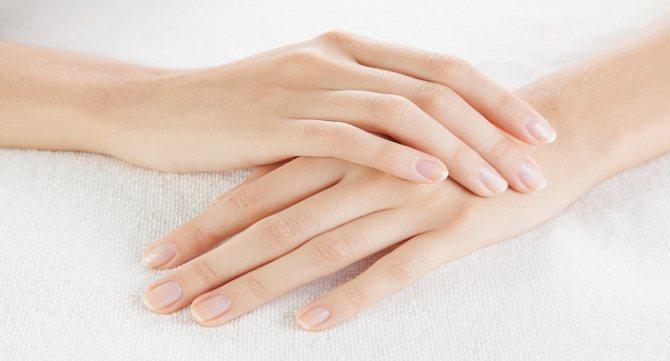 здорові нігті