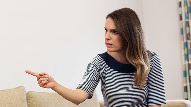 жіноча агресія