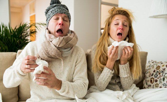 Зима і грип взаємопов'язані. Вчені пояснили причини зимових ...