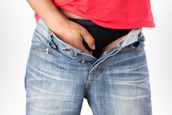 Сверблячка статевого органу